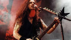 DIMEBAG DARRELL Sings 'Whiplash' Better Than JAMES HETFIELD