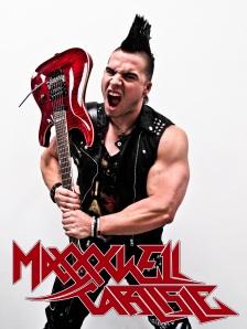 Maxxxwell Carlisle promo 1 with logo