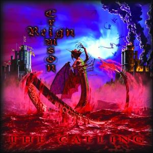 0A - Crimson Reign - The Calling cd covericker Final