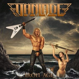 0A - Vanlade - Iron Age cd cover (2012)