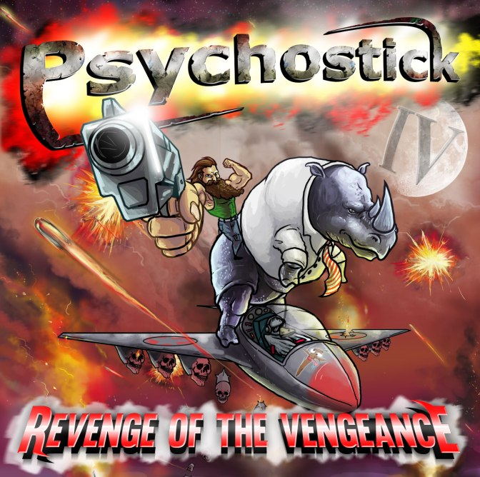 Win a Signed Copy of the New Album From PSYCHOSTICK!